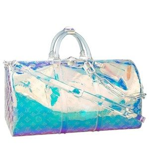 Louis Vuitton keepall Bandouliere 50 prism